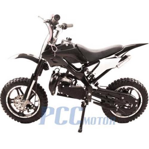 Westcoastpapa KIDS 49CC 2 STROKE GAS MOTOR DIRT MINI POCKET BIKE BLACK I DB50X