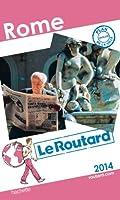 Le Routard Rome 2014