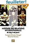 Histoire des relations internationale...
