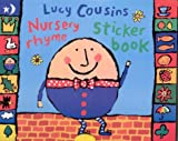 Lucy Cousins' Nursery Rhyme Sticker Book (Sticker Books) (0333745418) by Cousins, Lucy
