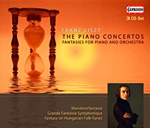 Piano Concertos; Fantasies for