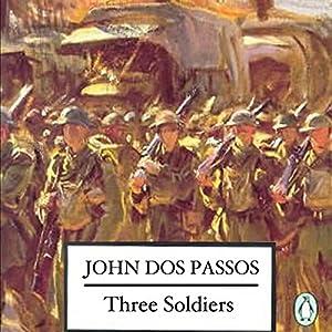Three Soldiers Audiobook
