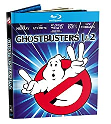 Ghostbusters / Ghostbusters II  (4K-Mastered) [Blu-ray]
