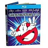 Ghostbusters / Ghostbusters II (4K-Mastered + Included Digibook) [Blu-ray] ~ Bill Murray