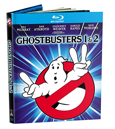 Ghostbusters / Ghostbusters II [Blu-ray] [Import]