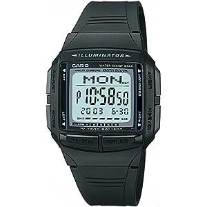 [カシオ]CASIO 腕時計 DATA BANK データバンク DATA BANK DB-36-1AJF メンズ