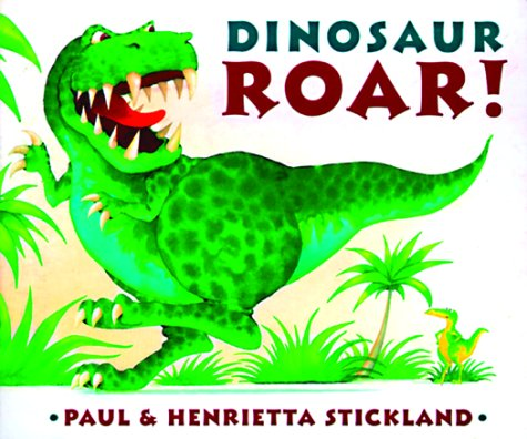 Dinosaur Roar! Board Book front-17114