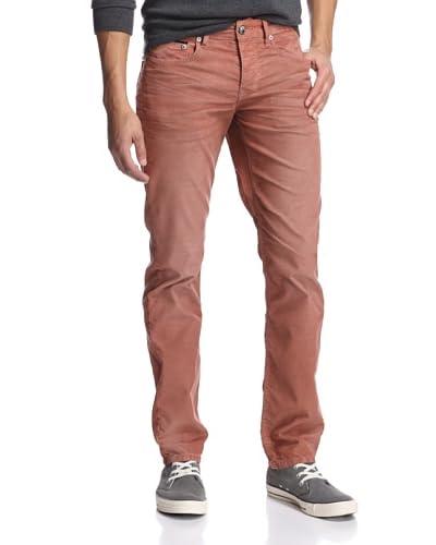 Stitch's Men's Barfly Slim Straight Corduroy Pant