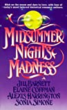Midsummer Night's Madness (0312955073) by Barnett, Jill