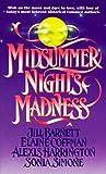 Midsummer Night's Madness (0312955073) by Barnett, Jill