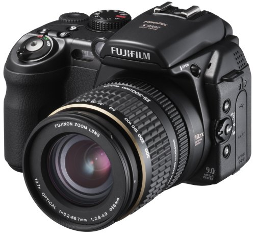 Fujifilm FinePix S9100 is the Best Point and Shoot Digital Camera Overall Under $750