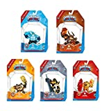 Skylanders Trap Team Trap Master Bundle Pack (5): Wildfire, Krypt King, Jawbreaker, Gusto, Wallop