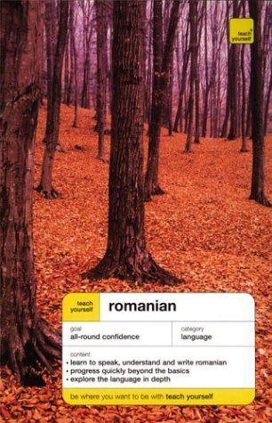 Teach Yourself Romanian Complete Course