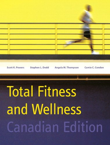 Total Fitness And Wellness, Canadian Edition