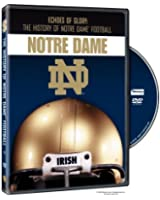 History of Notre Dame Football