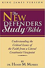 The New Defenders Study Bible (King James Version)