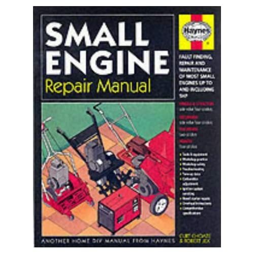 Small Engine Repair : Small engine repair manuals