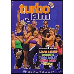 Turbo Jam Beachbody 5 Workouts New Released