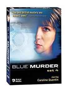 BLUE MURDER, SET 4