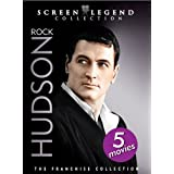 Rock Hudson Screen Legend Collection (The Golden Blade / Has Anybody Seen My Gal? / The Last Sunset / The Spiral Road / A Very Special Favor) ~ Rock Hudson