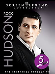 Rock Hudson Screen Legend Collection (The Golden Blade / Has Anybody Seen My Gal? / The Last Sunset / The Spiral Road / A Very Special Favor)