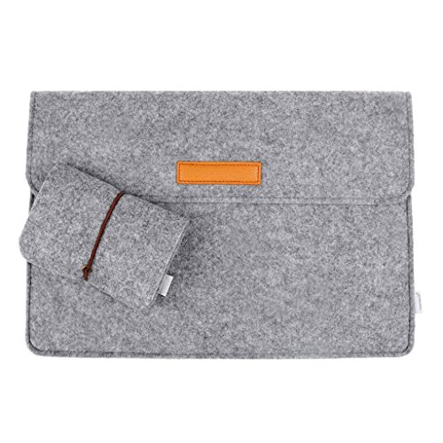 New Inateck 11-Inch Apple MacBook Air Ultrabook Netbook Bag Envelope Case Cover Sleeve Carrying Prot...