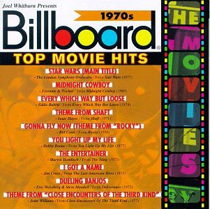 Billboard Top Movie Hits: 1970s (Soundtrack Anthology) by Various Artists, Eddie Rabbitt, Bill Conti, DebBoone and Jim Croce