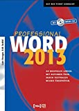 Word 2013 Professional
