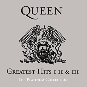 Queen -  The Platinum Collection (CD 3) Greatest Hits III