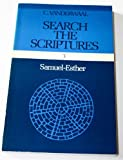 img - for Search the Scriptures: Samuel-Esther v. 3 book / textbook / text book