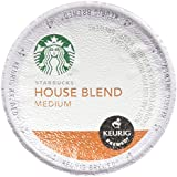 Starbucks House Blend Medium Roast Coffee Keurig K-Cups, 32 Count