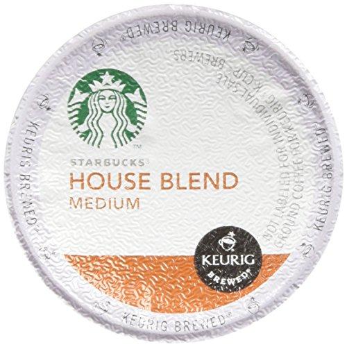 Starbucks House Blend Medium Roast Coffee Keurig K-Cups (K Cup Starbucks Coffee compare prices)