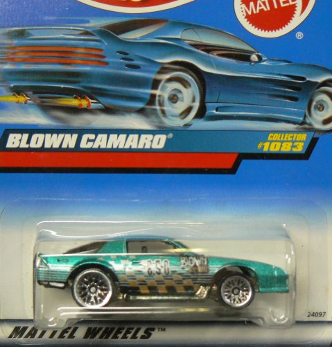 Hot Wheels Blown Camaro #1083 Year: 1999 - 1