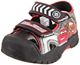 Disney CAS600 Cars Lighted Sport Sandal (Toddler/Little Kid)