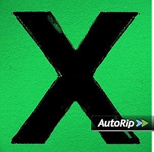 Amazon co uk  Mu...X Album Cover Ed Sheeran