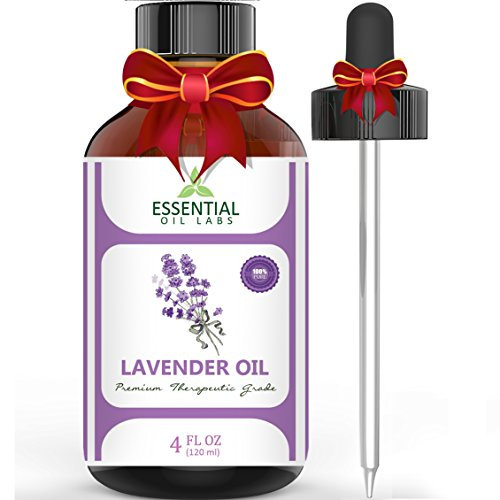 Essential Oil Labs Lavender Oil - 4 oz