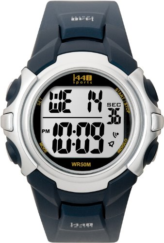 Timex Men's T5J571 1440 Sport Watch  Blue Band