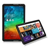 NPOLE Android Tablet 16G IPS 10.6' Android 5.1 Quad Core 1366x768 Display 3D Game Supported Black