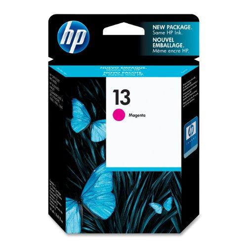 HP 13 Cartouche d'impression 1 x magenta 1 x magenta