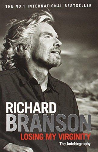 Buchseite und Rezensionen zu 'Losing My Virginity' von Richard Branson