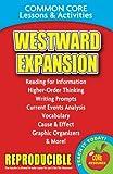 Westward Expansion: Common Core Lessons & Activities