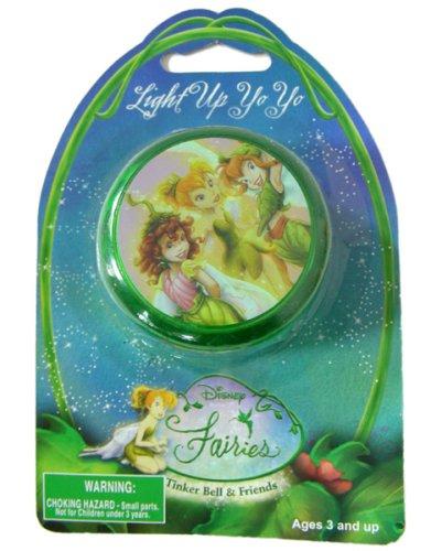 Disney fairies Light Up Yo Yo - Tinker Bell and friends yoyo - Buy Disney fairies Light Up Yo Yo - Tinker Bell and friends yoyo - Purchase Disney fairies Light Up Yo Yo - Tinker Bell and friends yoyo (What kids want, Toys & Games,Categories,Activities & Amusements,Yo-yos)