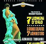 黄金の七人 続・黄金の七人 Seven Gold Men - Seven Gold Men Strike Again / Sette Uomini D'oro - Il Grande Colpo Dei Sette Uomini D'oro [Import CD from Italy]
