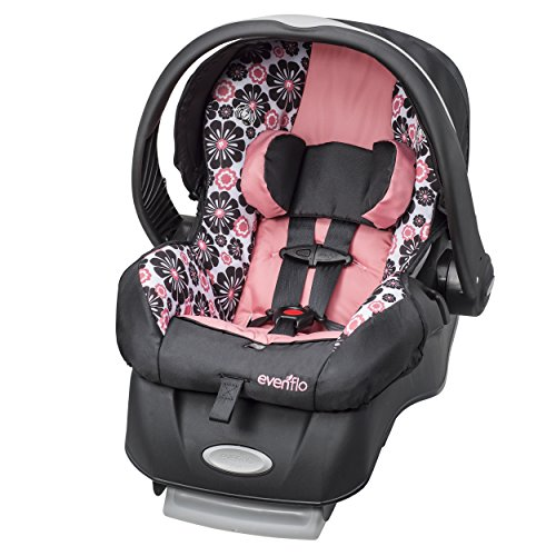 Why Should You Buy Evenflo Embrace LX Infant Car Seat, Penelope