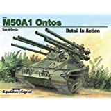 M50A1 Ontos - Detail In Action No. 1