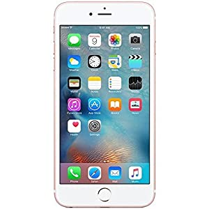 Apple iPhone 6S 16 GB UK Version SIM-Free Smartphone - Rose Gold