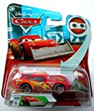 Disney Pixar Cars - Lenticular Series 2 - Lightning McQueen with Shovel - No. 123