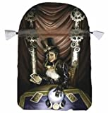 img - for Steampunk High Priestess Satin Tarot Bag book / textbook / text book