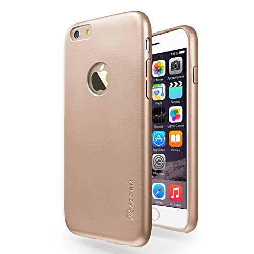 funda-iphone-6-6s-plus-55-azorm-classic-edition-oro-dorado-fina-aspecto-de-cuero-premium-interior-de