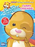 Zhu Zhu Pets Furry Friends Giant Coloring and Activity Book